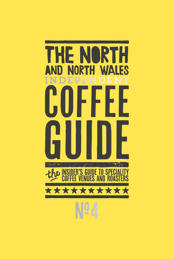 The North and North Wales Coffee Guide No4