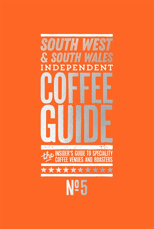 South West and South Wales number 5 cover
