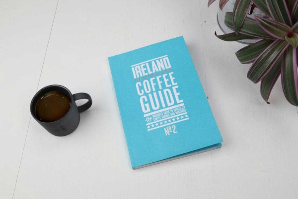 ireland coffee guide no2 front cover
