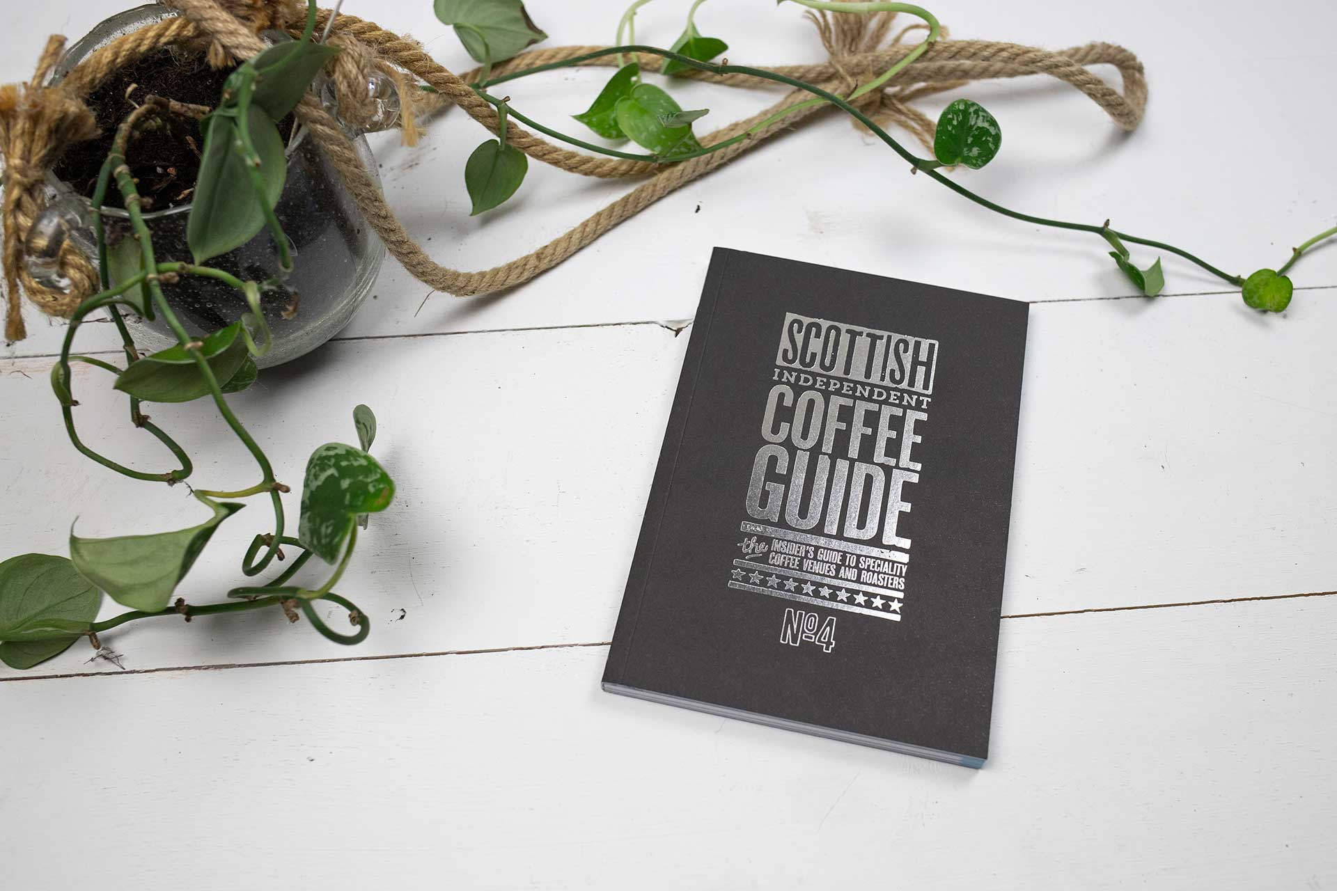 scottish indy coffee guide No4 cover